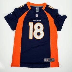 Nike Denver Broncos Peyton Manning #18 Medium NFL